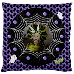 Halloween Cute Pillow - Large Cushion Case (Two Sides)