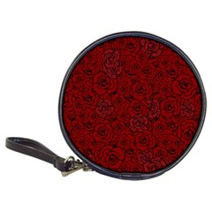 Red Roses Field Classic 20 Cd Wallets by designworld65