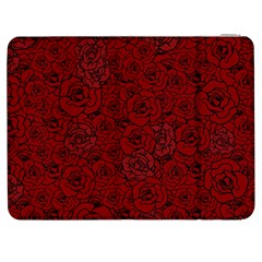Red Roses Field Samsung Galaxy Tab 7  P1000 Flip Case