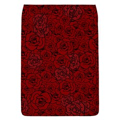Red Roses Field Flap Covers (s)