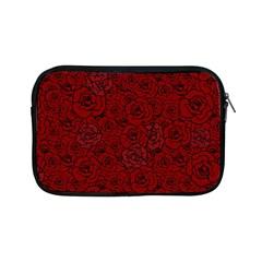 Red Roses Field Apple Ipad Mini Zipper Cases