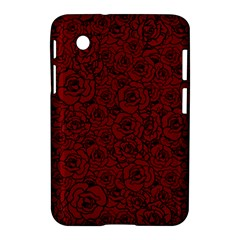 Red Roses Field Samsung Galaxy Tab 2 (7 ) P3100 Hardshell Case