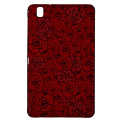 Red Roses Field Samsung Galaxy Tab Pro 8 4 Hardshell Case