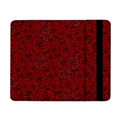 Red Roses Field Samsung Galaxy Tab Pro 8 4  Flip Case