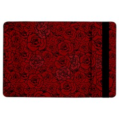 Red Roses Field Ipad Air 2 Flip