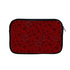 Red Roses Field Apple Macbook Pro 13  Zipper Case