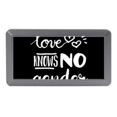 Love Knows No Gender Memory Card Reader (mini) by Valentinaart