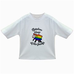 Rainbow Sheep Infant/toddler T Shirts by Valentinaart
