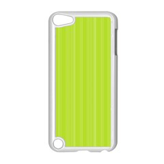 Lines Pattern Apple Ipod Touch 5 Case (white) by Valentinaart