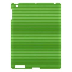 Lines Pattern Apple Ipad 3/4 Hardshell Case by Valentinaart