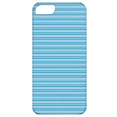 Lines Pattern Apple Iphone 5 Classic Hardshell Case by Valentinaart