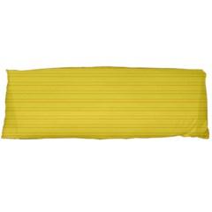 Lines Pattern Body Pillow Case (dakimakura) by Valentinaart