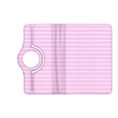 Lines Pattern Kindle Fire Hd (2013) Flip 360 Case by Valentinaart