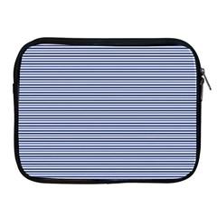 Lines Pattern Apple Ipad 2/3/4 Zipper Cases by Valentinaart