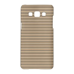 Lines Pattern Samsung Galaxy A5 Hardshell Case  by Valentinaart