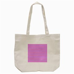 Lines Pattern Tote Bag (cream) by Valentinaart