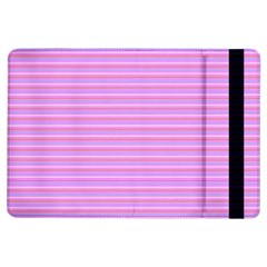 Lines Pattern Ipad Air Flip