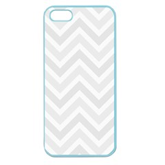 Zigzag  Pattern Apple Seamless Iphone 5 Case (color) by Valentinaart