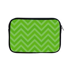 Zigzag  Pattern Apple Ipad Mini Zipper Cases by Valentinaart