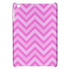 Zigzag  Pattern Apple Ipad Mini Hardshell Case by Valentinaart