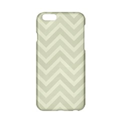 Zigzag  Pattern Apple Iphone 6/6s Hardshell Case by Valentinaart