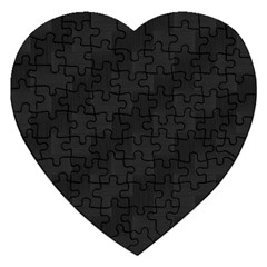 Zigzag  Pattern Jigsaw Puzzle (heart) by Valentinaart