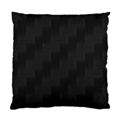 Zigzag  Pattern Standard Cushion Case (two Sides) by Valentinaart