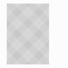 Zigzag  Pattern Small Garden Flag (two Sides) by Valentinaart
