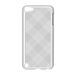Zigzag  Pattern Apple Ipod Touch 5 Case (white) by Valentinaart