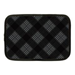 Zigzag Pattern Netbook Case (medium)  by Valentinaart