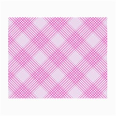Zigzag Pattern Small Glasses Cloth by Valentinaart