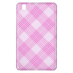 Zigzag Pattern Samsung Galaxy Tab Pro 8 4 Hardshell Case by Valentinaart