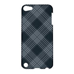 Zigzag Pattern Apple Ipod Touch 5 Hardshell Case by Valentinaart