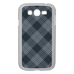Zigzag Pattern Samsung Galaxy Grand Duos I9082 Case (white)