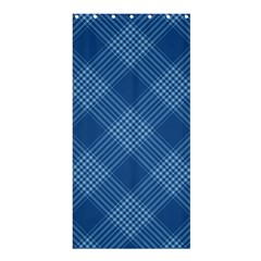 Zigzag Pattern Shower Curtain 36  X 72  (stall)  by Valentinaart