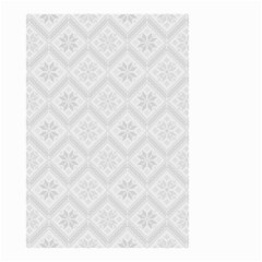 Pattern Small Garden Flag (two Sides) by Valentinaart