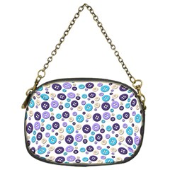 Buttons Chlotes Chain Purses (one Side)  by Mariart