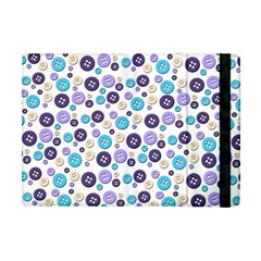 Buttons Chlotes Apple Ipad Mini Flip Case by Mariart
