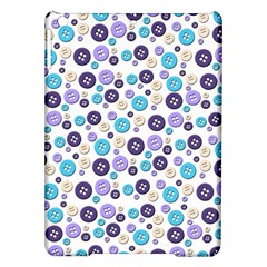Buttons Chlotes Ipad Air Hardshell Cases by Mariart