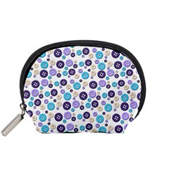 Buttons Chlotes Accessory Pouches (small)  by Mariart