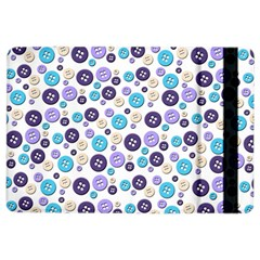 Buttons Chlotes Ipad Air 2 Flip by Mariart