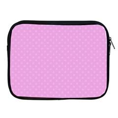 Dots Apple Ipad 2/3/4 Zipper Cases by Valentinaart