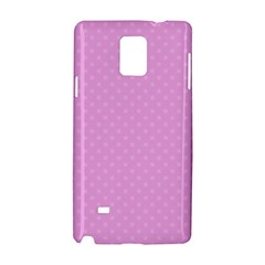 Dots Samsung Galaxy Note 4 Hardshell Case by Valentinaart