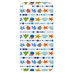 Coral Reef Fish Coral Star Apple Iphone 5 Hardshell Case by Mariart