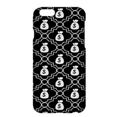 Dollar Money Bag Apple Iphone 6 Plus/6s Plus Hardshell Case by Mariart