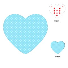 Dots Playing Cards (heart)  by Valentinaart