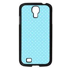 Dots Samsung Galaxy S4 I9500/ I9505 Case (black) by Valentinaart