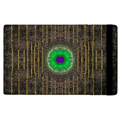 In The Stars And Pearls Is A Flower Apple Ipad 3/4 Flip Case by pepitasart