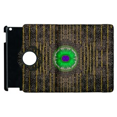 In The Stars And Pearls Is A Flower Apple Ipad 3/4 Flip 360 Case by pepitasart