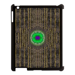 In The Stars And Pearls Is A Flower Apple Ipad 3/4 Case (black) by pepitasart